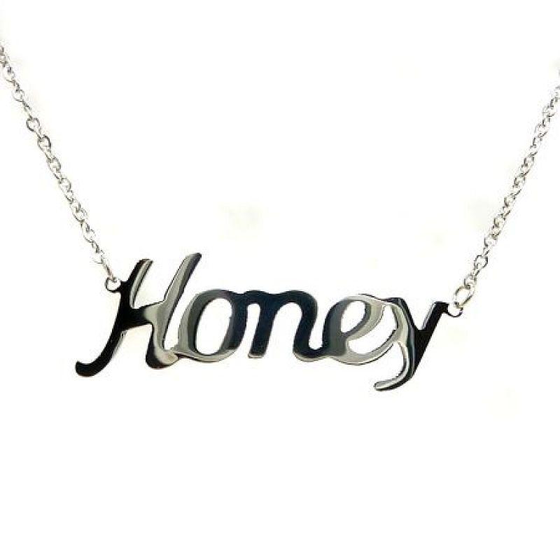 Náhrdelník HONEY S1865 chirurgická ocel