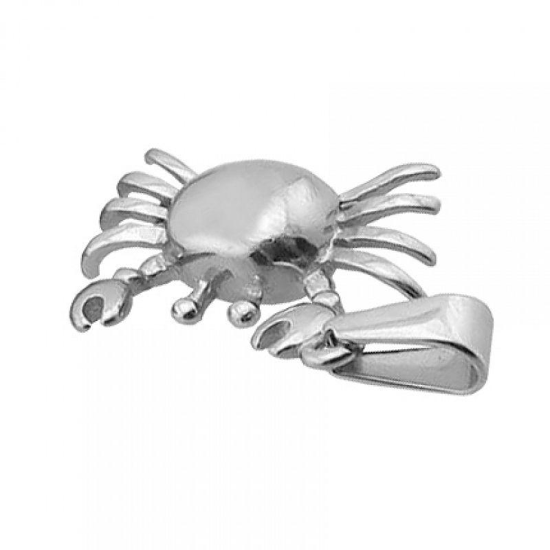 Přívěsek Mořský krab AP1104 chirurgická ocel