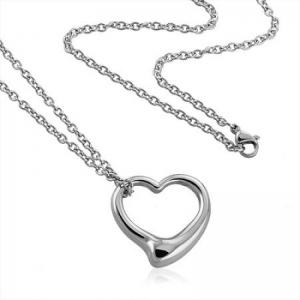 Řetízek se srdíčkem Sweet Heart AE1113 chirurgická ocel