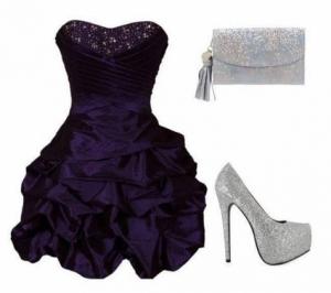 outfit na spolecenskou udalost nebo party
