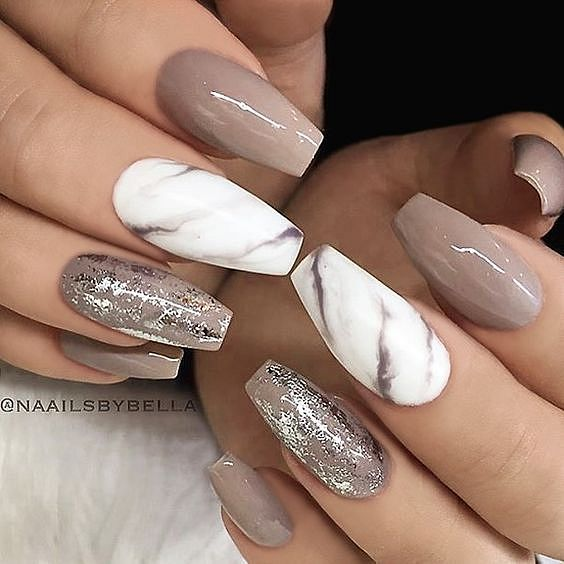 Fancy Manicure Salon Decoration: Top Gelové Nehty 2019
